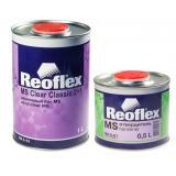Лак авто New Line=Reoflex (кт 1л+отверд.0.5л)