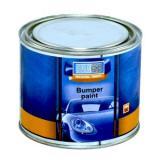 Краска для бампера  BLUE CAR 0,25л. Черная