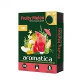 Освежитель воздуха Aromatica под сиденье 200г fruity melon гелевый AR-7