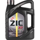 Масло ZIC 10W-40 A+/X7 LS 4л син 162620