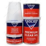 Лак авто SOLID/PREMIUM Clear 2+1 (стандарт) 0.75 л