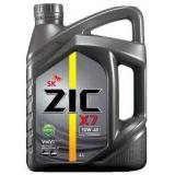 Масло ZIC 10W-40 X7 Diesel API CI-4/SL 6л 172607
