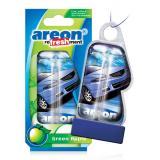 Освежитель воздуха AREON гелевый  Green Apple