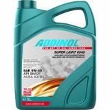Масло Addinol  5W40 5л.Super Light 0540