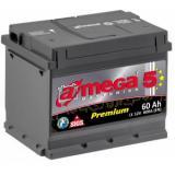 АКБ A-mega Premium 60 L (600A, 242х174х190)